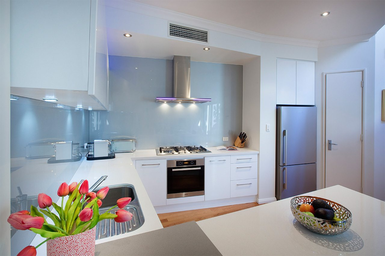 Glass Splashbacks | WA GlassKote | Living colours for glass