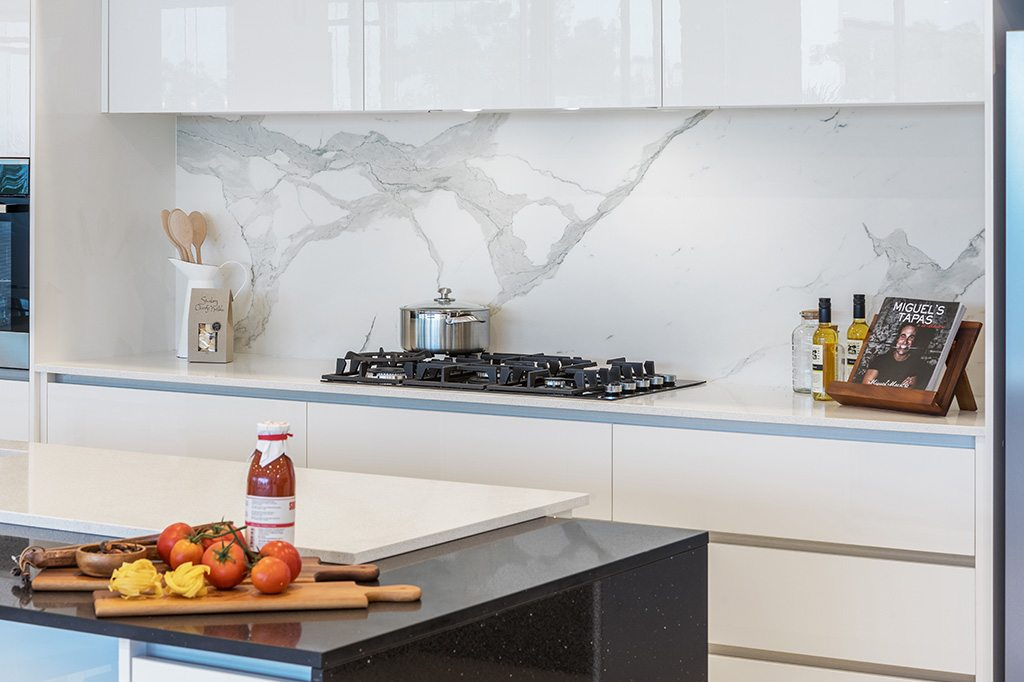 kitchen splashback tiles perth groutless tiles in perth porcelain splashback tiles wa 6119